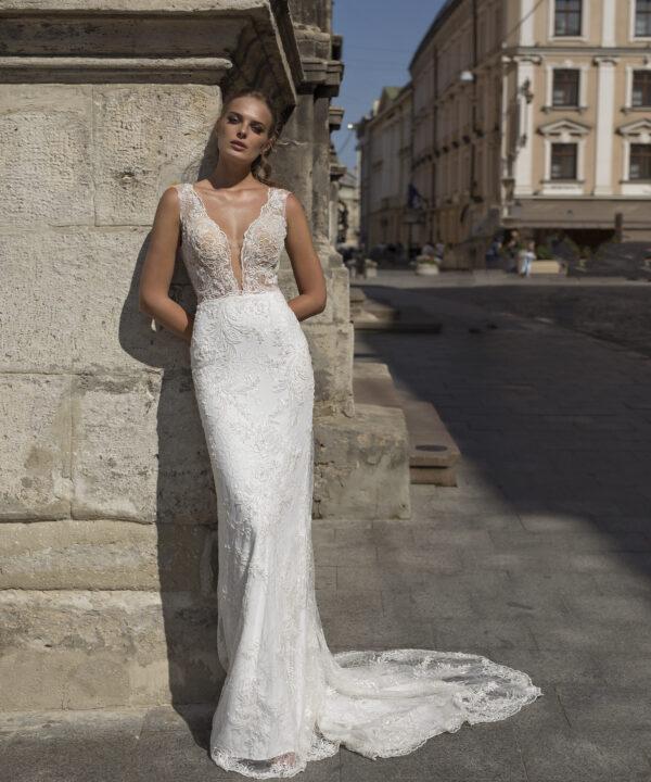 Rochie de mireasă Blue Bridal - Riki Dalal