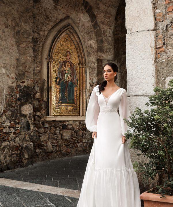 Rochii de mireasa couture create de designer din Israel