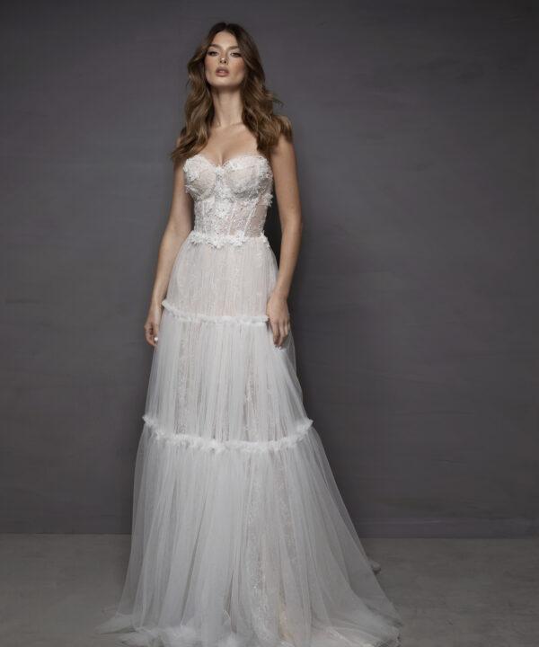 Rochie de mireasă Blue Bridal