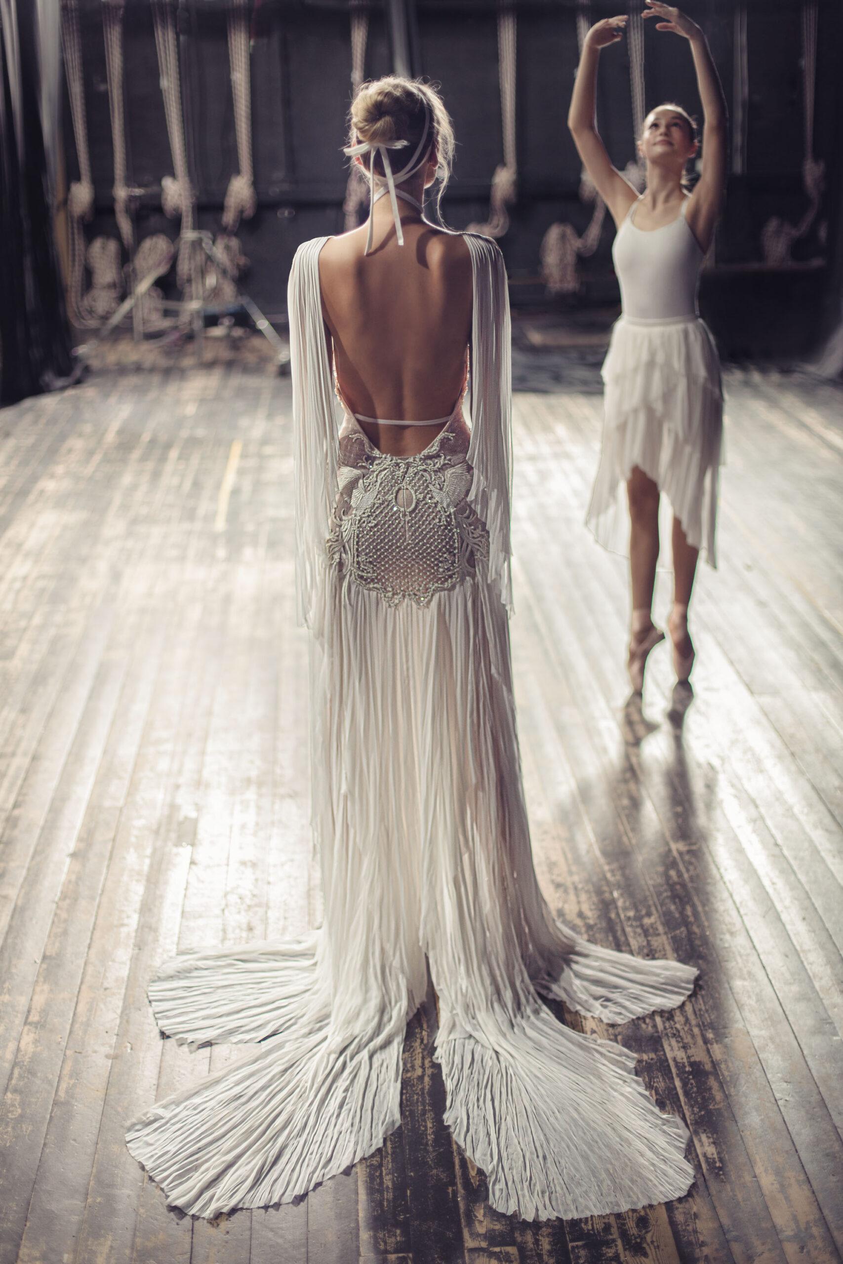 Rochie de mireasă haute couture Blue Bridal